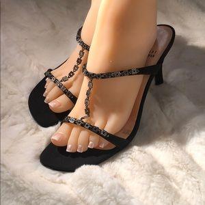 Stuart Weitzmen 🖤 Evening Sandal